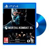 Juego Ps4 Fisico Mortal Kombat Xl Nuevo Sellado