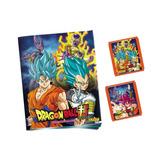 Dragon Ball Super - 20 Sobres + Album Obsequio