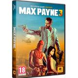 Max Payne 3 Pc + Online Steam Original