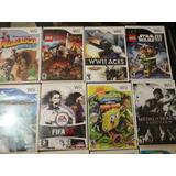 Nintendo Wii Juegos Originales 3x 1000