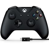 Control Joystick Mando Xbox One S Inalambrico + Cable Pc