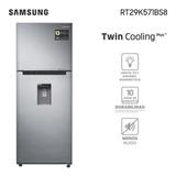 Heladera Samsung Rt29 Twin Inox. Motor Inverter Magic Center