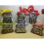 Pergamino Personalizado Chocolate De Verdad! Consentido