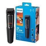 Kit Corta Barba Recortador Philips Recargable 3730 Futuro21