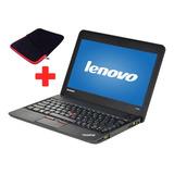 Mini Notebook Lenovo 11.6 Dual Core 60gb Ssd Hdmi Wifi Usb