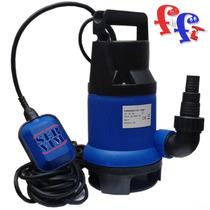 Bomba Sumergible 750 W Tp01088 Aguas Limpias Con Interruptor