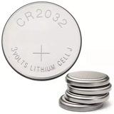 Pack De Pilas Bateria Cr2032 X 5 Unidades Matherboard ®