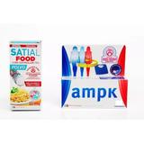 Combo Adelgazante! Satial Food + Ampk X 60 Comp