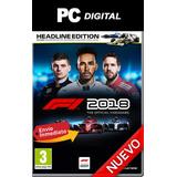 F1 2018 Headline Edition Pc + Español Full Digital