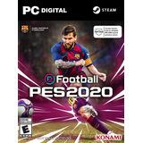 Pro Evolution Soccer 20 Pes 2020 Pc Español Original Online