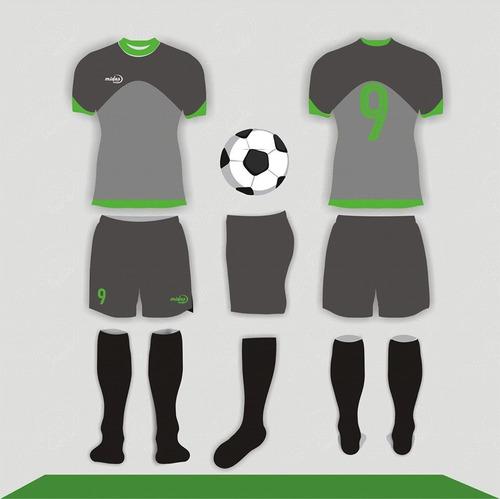 Equipos Futbol Completos Camiseta Short Medias Personalizado. Precio    690  Ver en MercadoLibre 2d97960fe8bb5