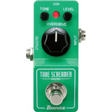 Pedal Efectos Ibanez Tsmini Tube Screamer Mini