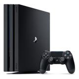 Playstation 4 Pro 1 Tb, Macrotec