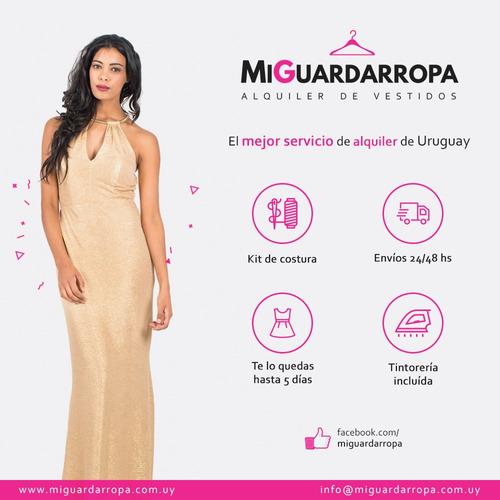 4047ee5f67cac Alquiler De Vestidos Para Fiesta Del Talle Xs A Xxxl Y Niñas