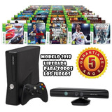 Xbox 360 Kinect+1 Joystick Ori+3800snes+pack55+ 5 A Eleccion