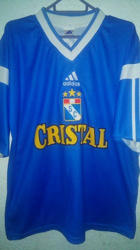 Camiseta De Futbol adidas Xl Sporting Cristal De Peru cf64878f97cf6