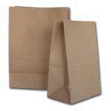 Bolsas De Papel Kraft Para Delivery 35*22*15