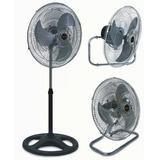 Ventilador De Pie Cinco Aspas  Ventilación Aire