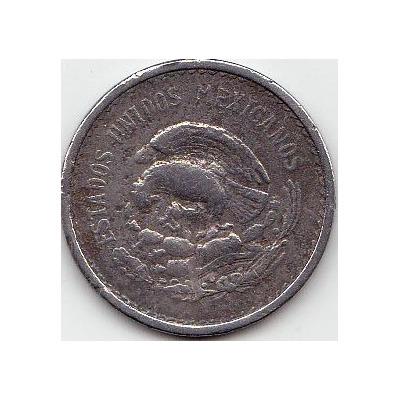 Monedas de 10 Centavos Mexico México Moneda Vieja 10