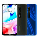 Xiaomi Redmi 8 6.22' 32 /3gb Huella Bat 5000 Mah - Cover Co