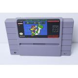 Super Mario World - Juego Original Super Nintendo Snes