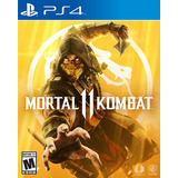 Mortal Kombat 11 Juego Ps4 Original Play 4 + Garantía