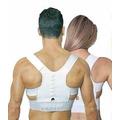 Faja Magnetica Correctora De Postura Dr. Levine Como En Tv