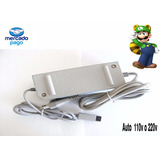 Fuente Transformador Nintendo Wii Adaptador Directo A 220v
