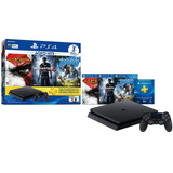 Play Station 4 Consola Oferta Especial Mf Shop