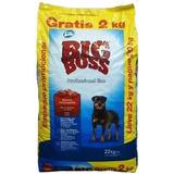 Comida Perro Big Boss Adulto 20k + 2k + 4pate + Snacks