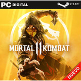 Mortal Kombat 11 Pc Español / Original Steam + Online