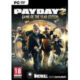 Payday 2 Pc Español + Expansiones / Full Offline Digital