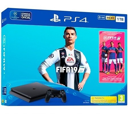 Consola Play 4 1tb Slim. Nueva En Caja Sellada.
