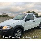 Fiat Strada 1.4 Working Cs 2016 Desde 8500 Usd