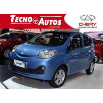 Chery New Qq 2016 1.0l Full 100% Financiado Permuto