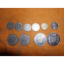 Gran Lote De Monedas De Rep. Helvética Ver Años Y Valores