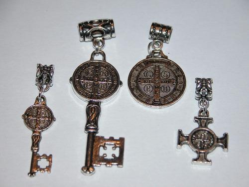 59b2d0bc493 San Benito Medalla Con Llave Proteccion Apertura Plata Tibet. Precio    150  Ver en MercadoLibre