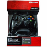 Joystick Inalambrico Microsoft Original Xbox 360 Y Pc