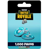 1000 Pavos (v-bucks) Fortnite Xbox One Usa - Globalpingames