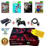 Xbox 360 Edicion Limitada Producto Nuevo Mas 4juegos