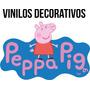 Vinilos Decorativos Peppa Pig! Oferta $490 Todo Color!