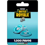 1000 Pavos (v-bucks) Fortnite Ps4 España - Globalpingames