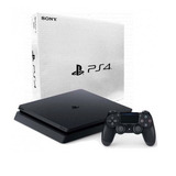 Consola Playstation 4 Slim 500gb Nueva C/blanca