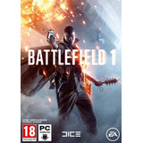 Battlefield 1 Pc / Online Original Origin Key Código