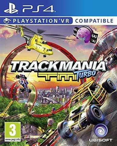 Trackmania Turbo Ps4 Juego Original + Garantía Xgames Uy