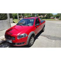 Vendo Fiat Strada Trekking En Impecable Estado!!!