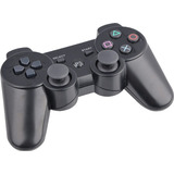 Joystick Control Mando Playstation 3 Ps3 Inalambrico Negro