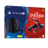 Consola Playstation 4 Slim 1 Tb Spiderman Nnet