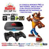 Retro Box Pro Consola +12000 Mil Juegos,ps, Nintendo, Snes