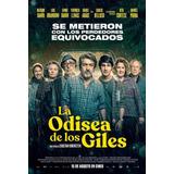 La Odisea De Los Giles (2019) Dvd Y Digital